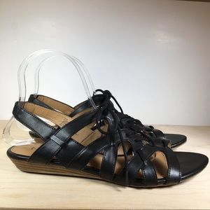 MIA Girl Eloisa Lace-Up Sandal 8.5